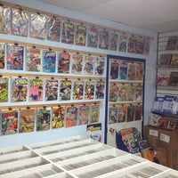 Photo taken at Carsley Comics by Pedro Henrique R. on 4/25/2013