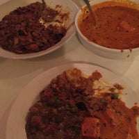 Photo taken at Cuisine of India by Will H. on 11/8/2015