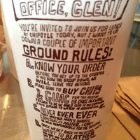 Photo taken at Chipotle Mexican Grill by Jared G. on 6/5/2013