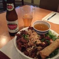 Photo taken at Saigon Bay Vietnamese Restaurant by Jeff D. on 8/20/2015