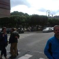 Photo taken at Rue du Pas de la Mule by Ivon F. on 6/23/2013