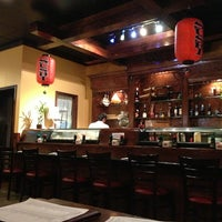 Photo taken at Sakura Japanese Restaurant by Kristina on 1/13/2013