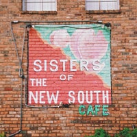 Photo taken at Sisters Of The New South by Kristina on 8/1/2013