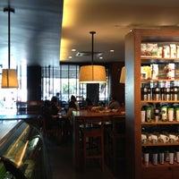 Photo taken at Starbucks Oficinas by Antonio O. on 4/12/2013