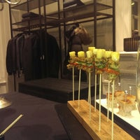 Photo taken at Hugo Boss by Aster M. on 11/27/2014