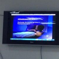 Photo taken at معهد الدراسات والتدريب الطبي by Rajab M. on 6/26/2014