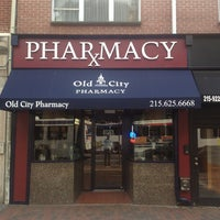 Photo taken at Old City Pharmacy by Doug S. on 7/11/2013