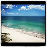 Photo taken at Longboat Key Beach by Lauren G. on 6/9/2013