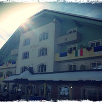 Photo taken at Wellness Hotel Erica - Freedom in the Alps by Silvia S. on 6/2/2013