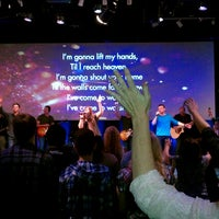 Photo taken at The Life Church by Rania Q. on 9/30/2012