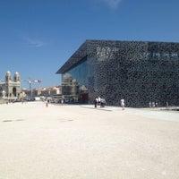 Photo prise au Musée des Civilisations de l'Europe et de la Méditerranée (MuCEM) par Charles M. le8/23/2013