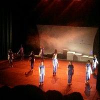 Photo taken at Teatro Funarte Plínio Marcos by Didi C. on 12/15/2015