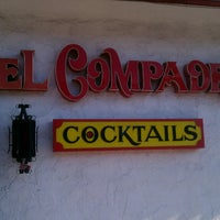 Photo taken at El Compadre by Nic N. on 6/10/2013