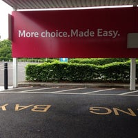 Photo taken at Tesco by Cheezy on 5/23/2014