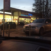 Photo taken at Tesco by Cheezy on 11/21/2015