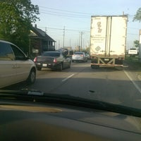Photo taken at Stopped By A Train Errr by Amanda M. on 5/20/2014