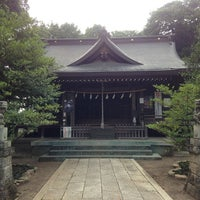 Photo taken at 二宮神社 by 勇 牧. on 8/12/2013