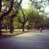 Photo taken at Parco del Popolo by Lazergum on 5/8/2013
