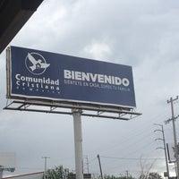 Photo taken at Comunidad Cristiana de México: Mega CCM by Adharai F. on 9/20/2013