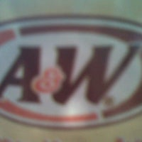 Photo taken at A&W by ahsaniatil m. on 8/9/2013