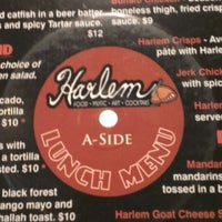 Photo taken at Harlem Restaurant by Jason C. on 6/30/2013