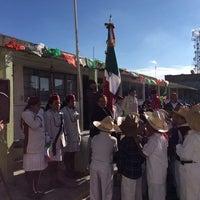 Photo taken at Esc. Prim. Fco. Montes De Oca by Lluviazul C. on 10/16/2014