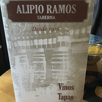 Foto tomada en Restaurante Alipio Ramos por Ángel R. el 1/21/2018