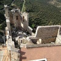 Foto tomada en Castillo de Zuheros por Ángel R. el 2/10/2013