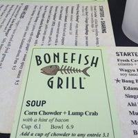 รูปภาพถ่ายที่ Bonefish Grill โดย Michael Y. เมื่อ 6/3/2013