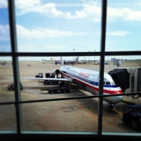 Photo taken at Gate C10 by Matthew N. on 6/29/2013
