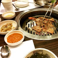 Photo taken at Daorae Korean BBQ Restaurant by ようこ on 7/20/2017