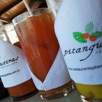 Photo taken at Pitangueiras Restaurante by Carlos A. on 1/20/2013