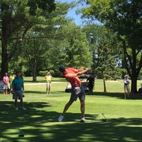 Photo taken at Elmcrest Country Club by Keaton H. on 6/27/2016