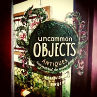 Photo taken at Uncommon Objects by CentralTexas R. on 11/14/2012