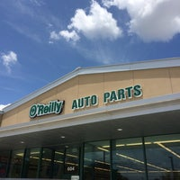 Photo taken at O'Reilly Auto Parts by CentralTexas R. on 7/10/2014