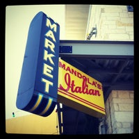 Photo taken at Mandola's Italian Market by CentralTexas R. on 10/3/2012