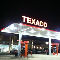 Photo taken at Texaco Station by CentralTexas R. on 11/6/2013