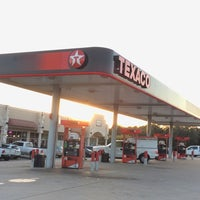 Photo taken at Texaco Station by CentralTexas R. on 3/29/2014