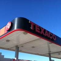 Photo taken at Texaco Station by CentralTexas R. on 12/16/2013