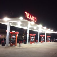 Photo taken at Texaco Station by CentralTexas R. on 2/5/2014