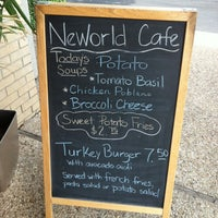 Photo taken at Neworld Cafe by CentralTexas R. on 5/8/2013