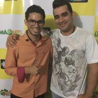Photo taken at Francisco Dantas by Rafael L. on 3/27/2016