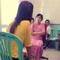 Photo taken at Medical Ward-2,Yankin Children Hospital by 💐Ei Chaw P. on 7/18/2014