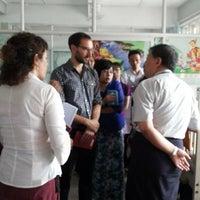 Photo taken at Medical Ward-2,Yankin Children Hospital by 💐Ei Chaw P. on 6/18/2014