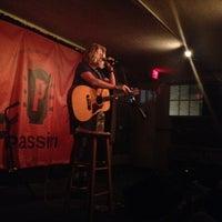 Photo taken at Club Passim by Rob M. on 8/20/2013