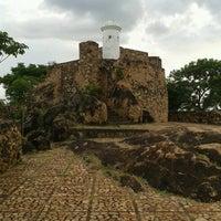 Photo taken at Fortín El Zamuro by Rawy M. on 8/31/2013