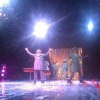 Photo taken at circo de los chicharrines on ice by M silva J. on 6/2/2014