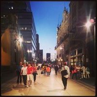 Photo taken at Plaza Madero by Jacobo D. on 6/7/2013