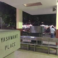 Photo taken at Yashwant Place Market by ไก่ เ. on 8/19/2016