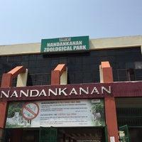 Photo taken at Nandankanan Zoological Park by Harsimran D. on 3/11/2015